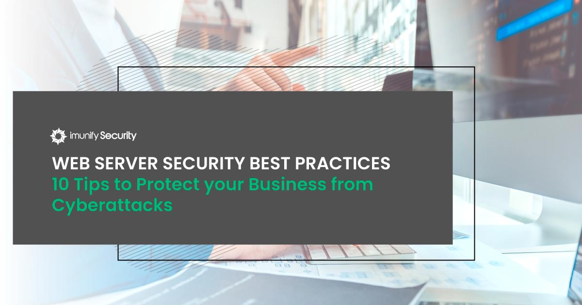 Web-Server-Security-Best-Practices
