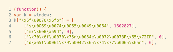 obfuscate htlml example 5