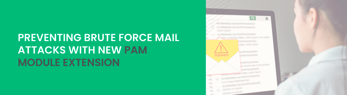 mail brute force with pam module