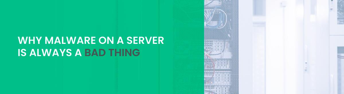 malware on server