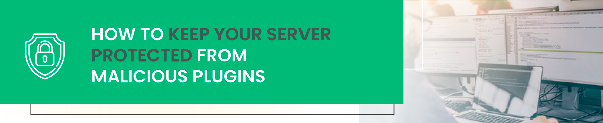 How to keep your server protected from malicious plugins