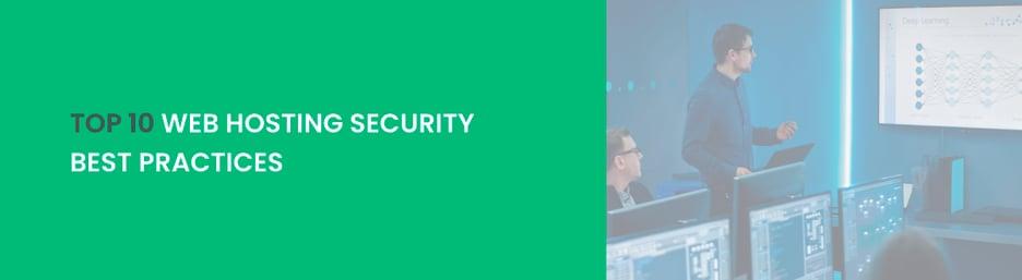 top-10-hosting-security-best-practices