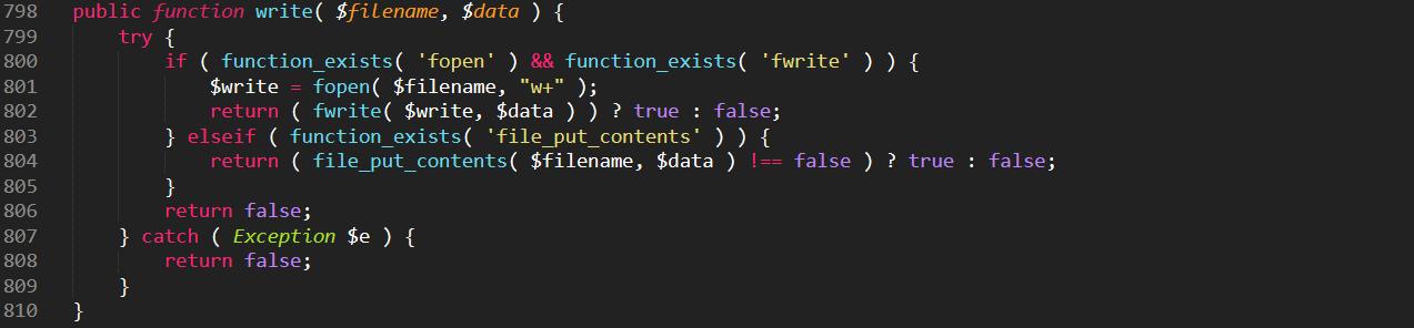writefile
