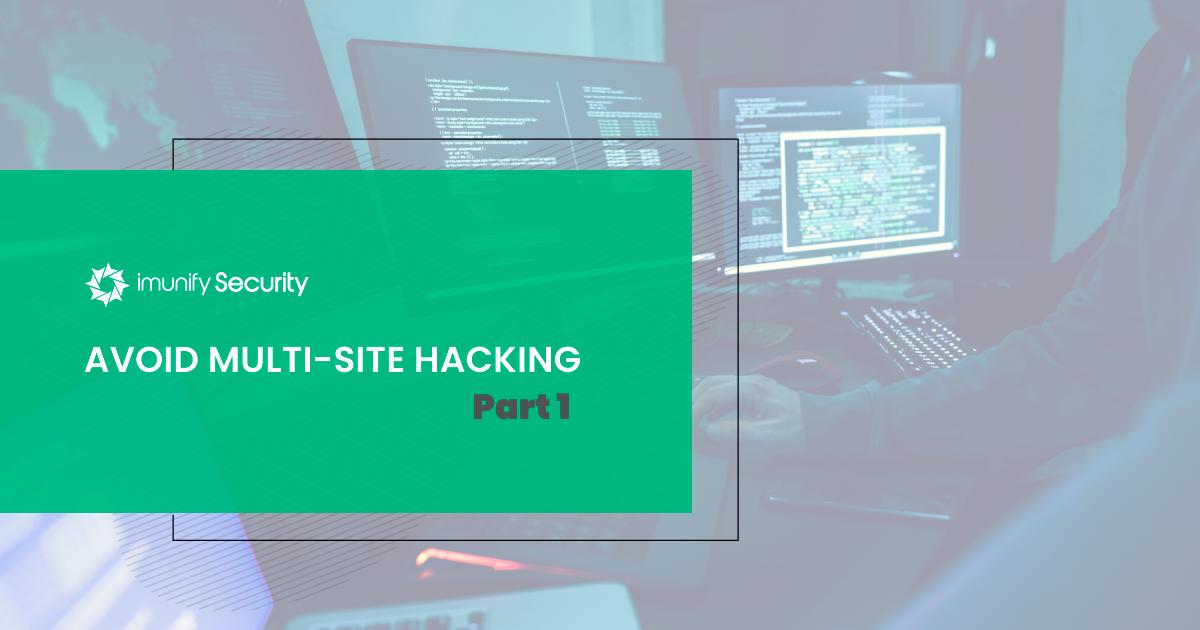 multisite hacking part 2