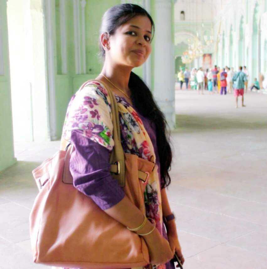 Krithika Rajendran