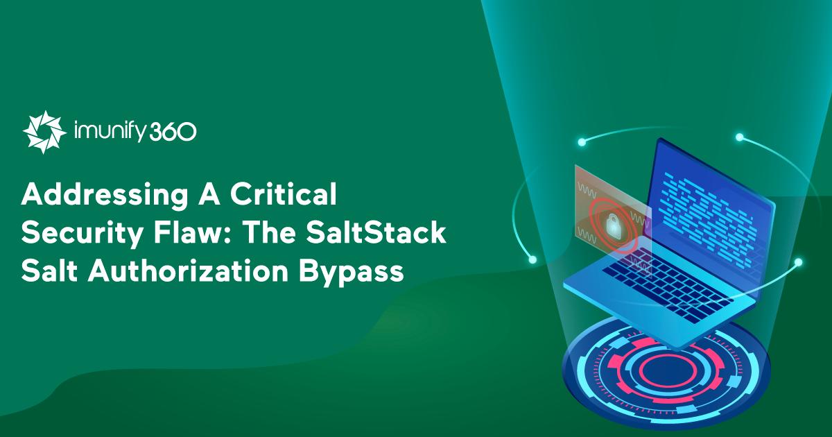 critical-saltstack